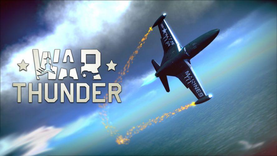 WAR THUNDER battle mmo combat flight simulator military (51) wallpaper