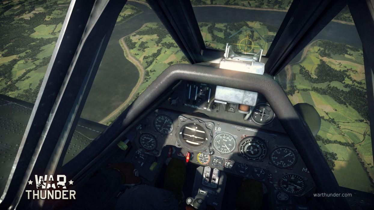 WAR THUNDER battle mmo combat flight simulator military (50) wallpaper