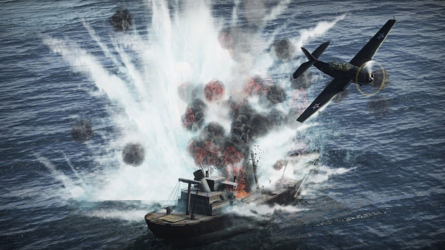 WAR THUNDER battle mmo combat flight simulator military (59) wallpaper