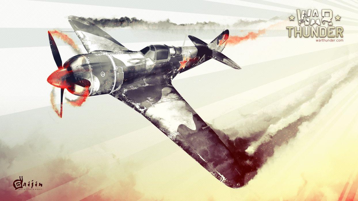 WAR THUNDER battle mmo combat flight simulator military (57) wallpaper