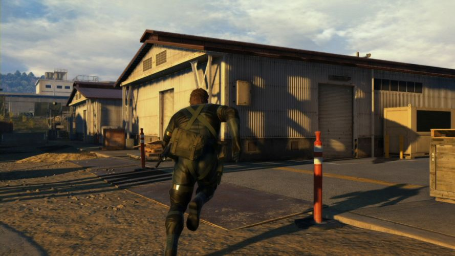 METAL GEAR SOLID Phantom Pain shooter action adventure stealth (12) wallpaper