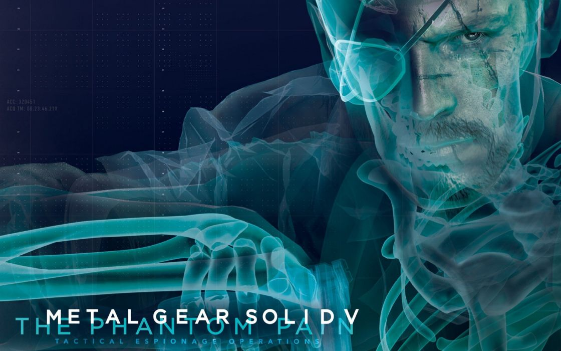 METAL GEAR SOLID Phantom Pain shooter action adventure stealth (31) wallpaper