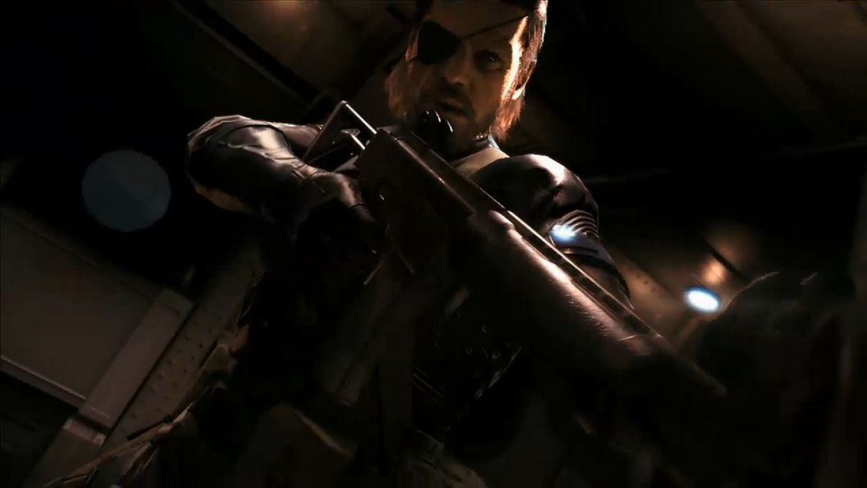 METAL GEAR SOLID Phantom Pain shooter action adventure stealth (39) wallpaper