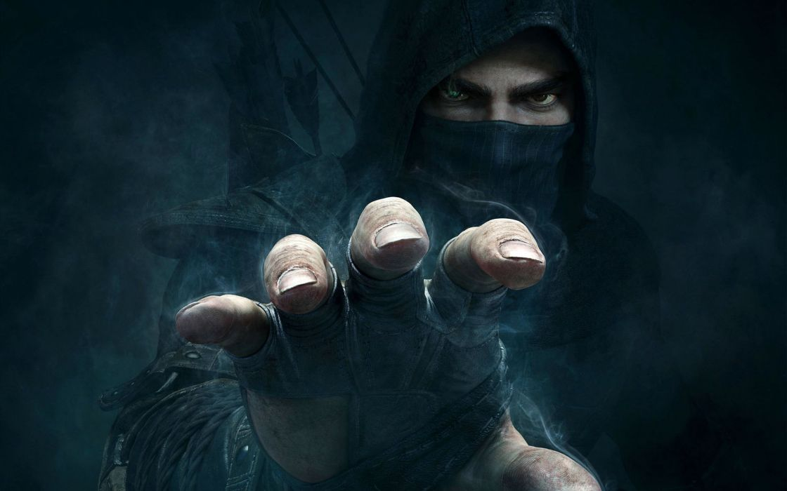 THIEF adventure stealth fantasy warrior (26) wallpaper