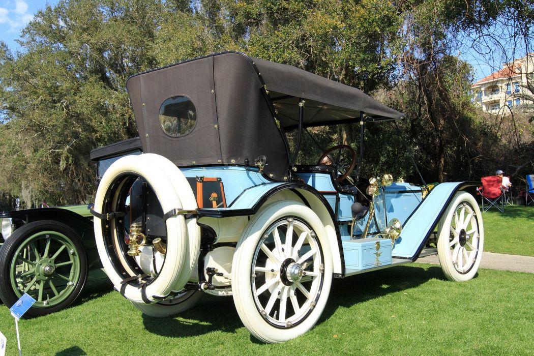 1910 American Underslung Traveller Car Vehicle Classic Retro 1536x1024 (2) wallpaper