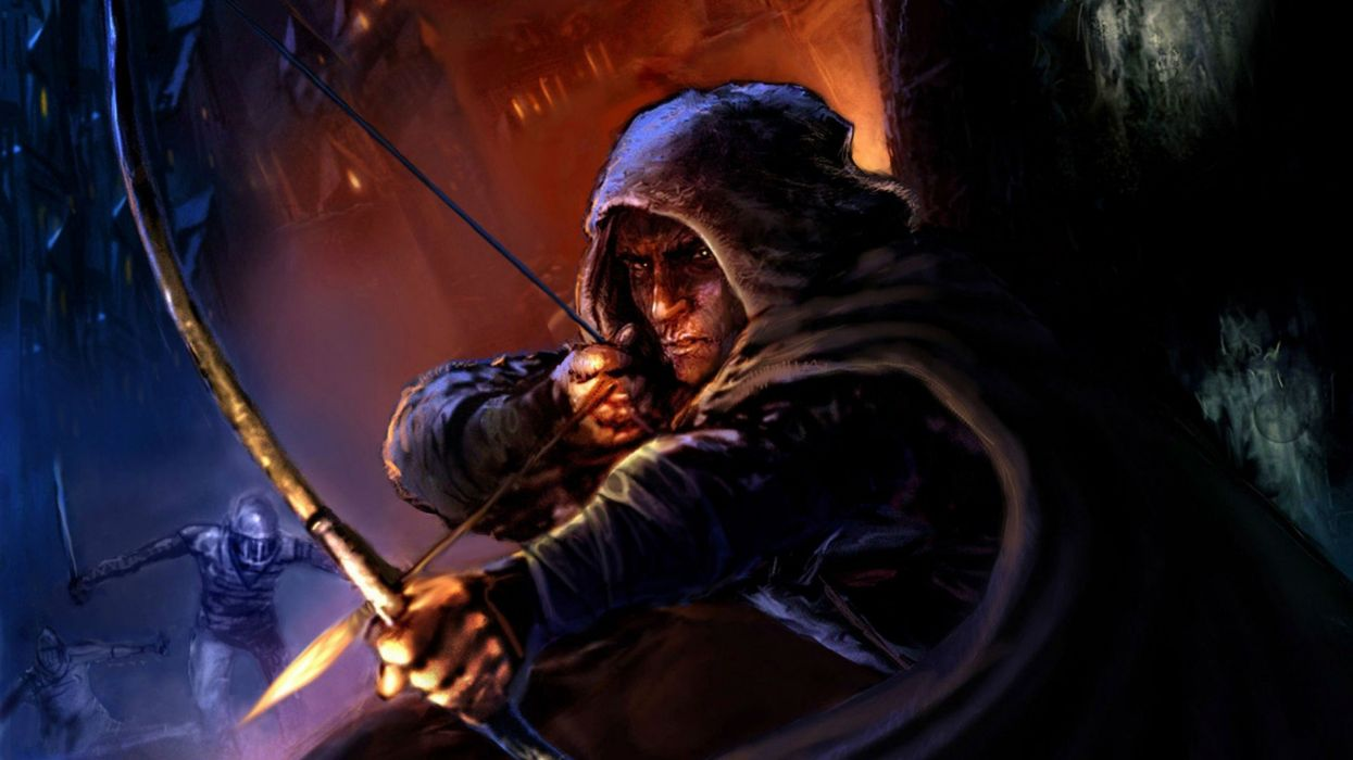 THIEF adventure stealth fantasy warrior (47) wallpaper
