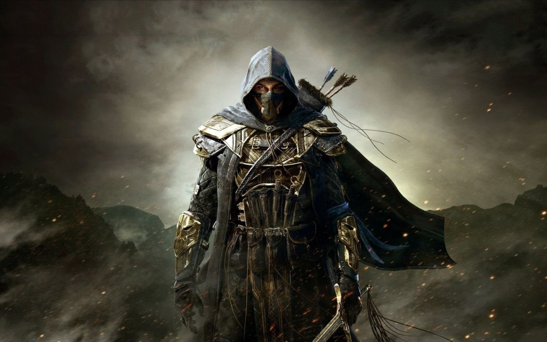 THIEF adventure stealth fantasy warrior (60) wallpaper