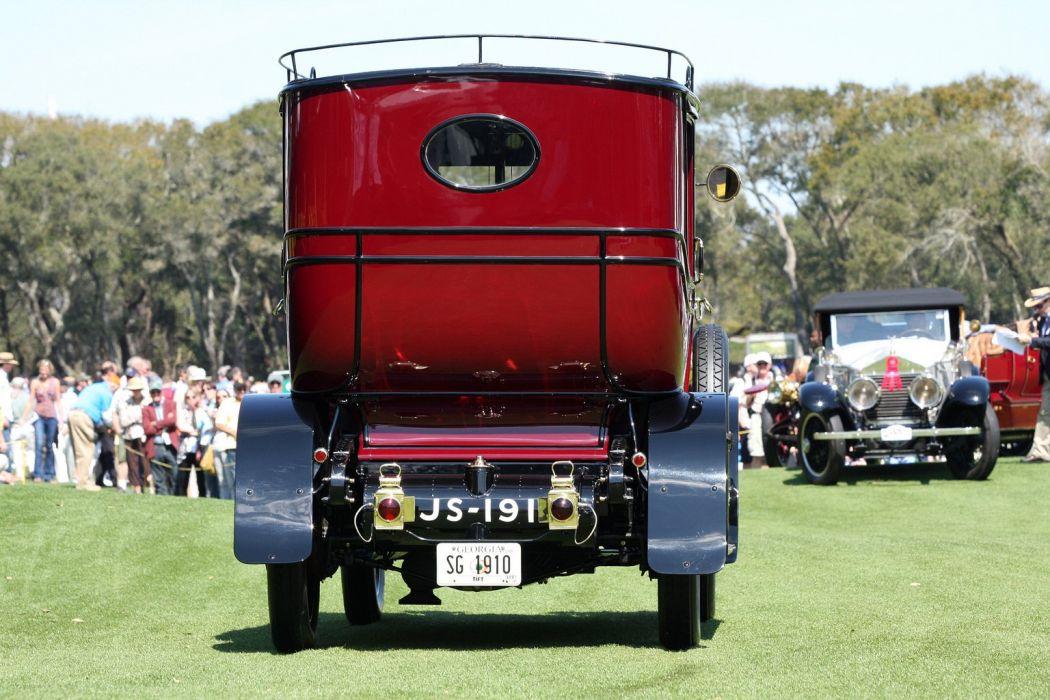 1910 Rolls-Royce Silver Ghost Double Pullman Lismousine Car Vehicle Classic Retro 1536x1024 (3) wallpaper