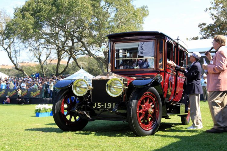 1910 Rolls-Royce Silver Ghost Double Pullman Lismousine Car Vehicle Classic Retro 1536x1024 (2) wallpaper