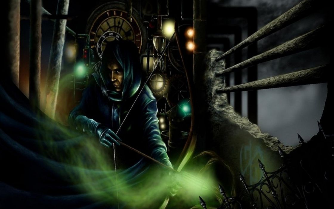 THIEF adventure stealth fantasy warrior (72) wallpaper
