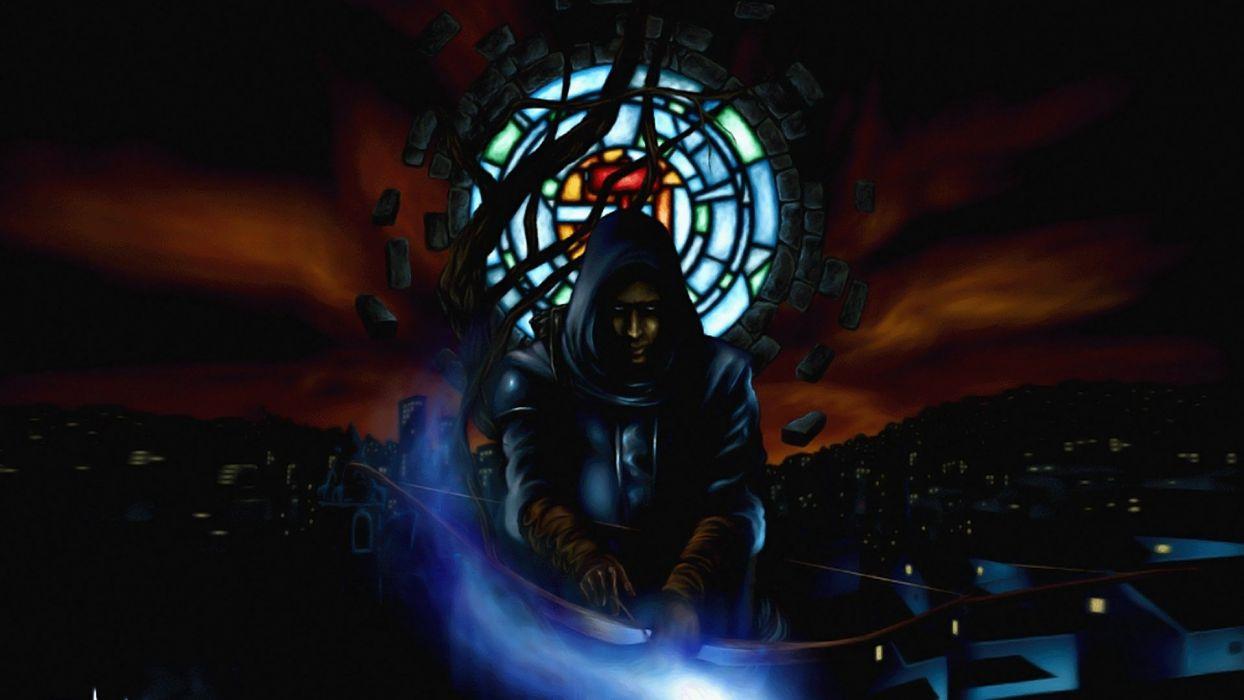THIEF adventure stealth fantasy warrior (76) wallpaper