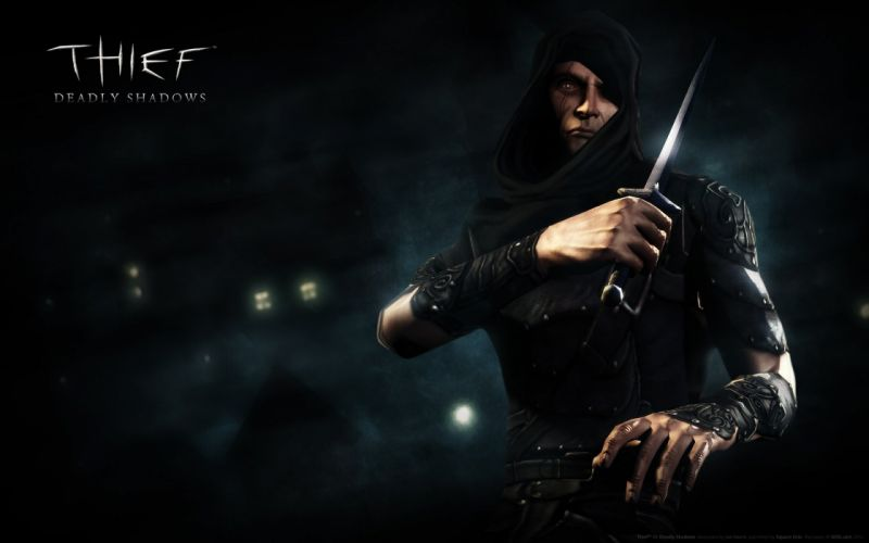 THIEF adventure stealth fantasy warrior (83) wallpaper