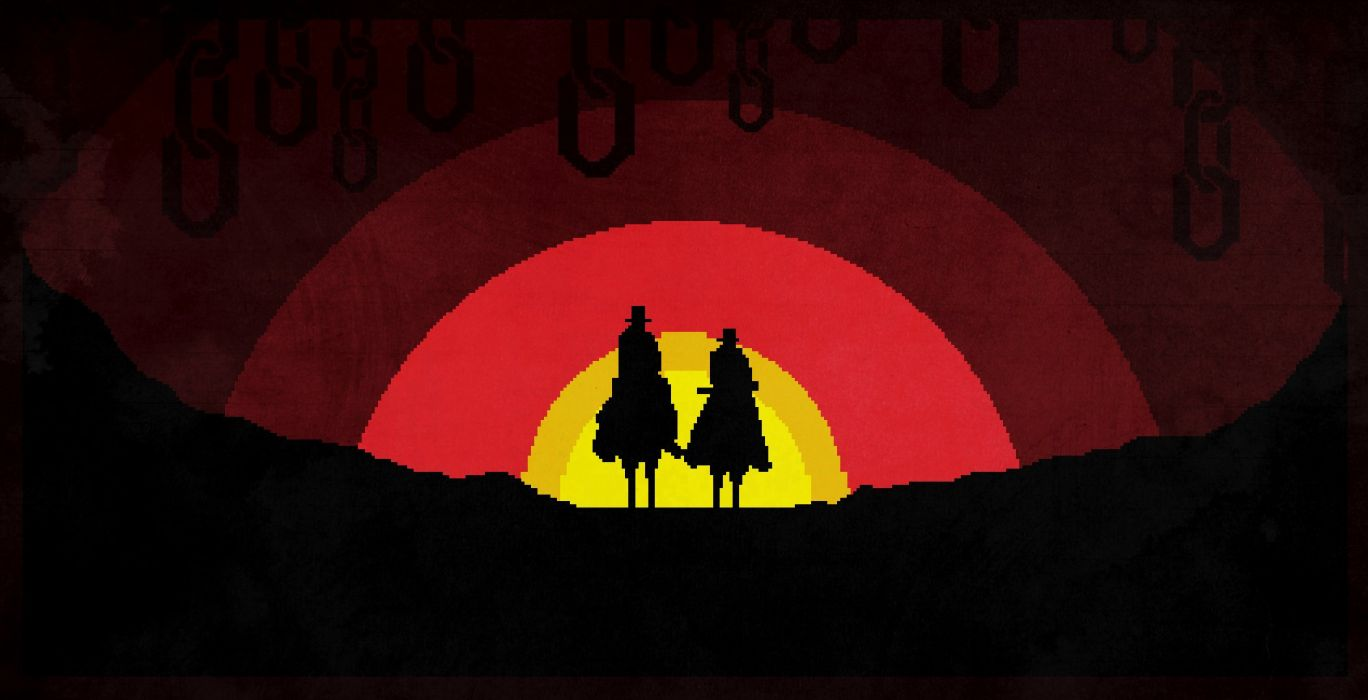 DJANGO UNCHAINED western cowboy (2) wallpaper