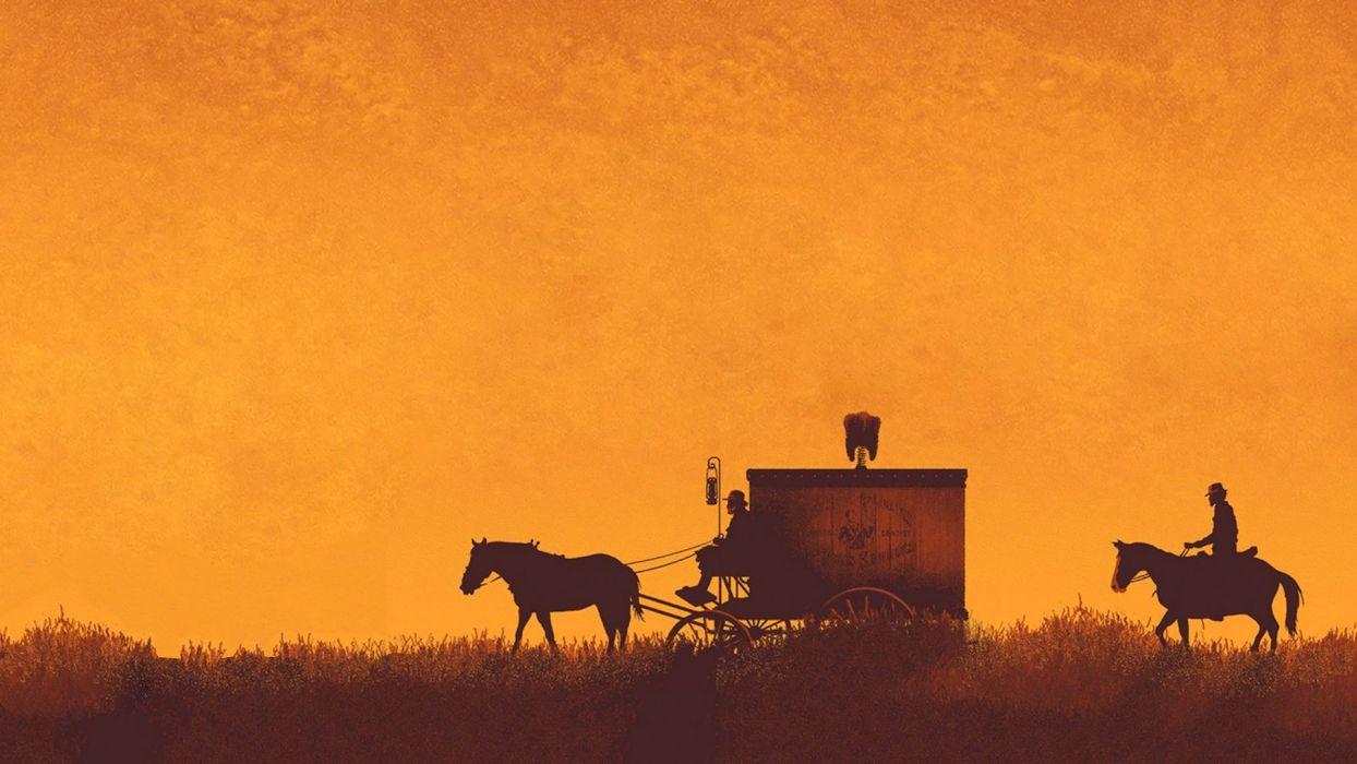 DJANGO UNCHAINED western cowboy (1) wallpaper