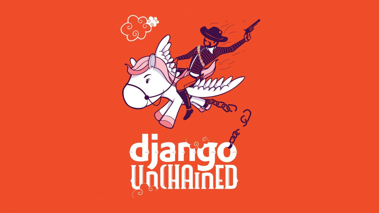 DJANGO UNCHAINED western cowboy (4) wallpaper