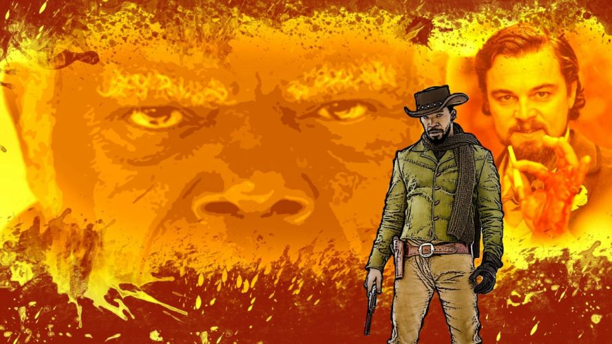 DJANGO UNCHAINED western cowboy (28) wallpaper
