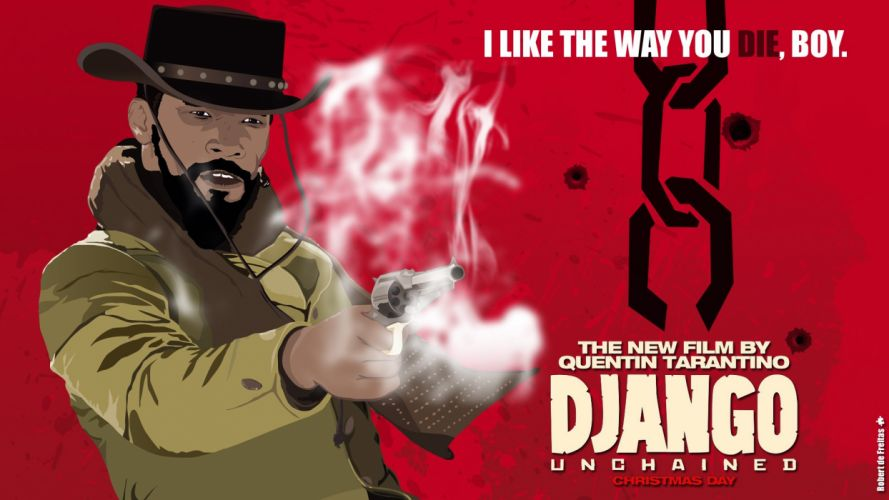 DJANGO UNCHAINED western cowboy (55) wallpaper