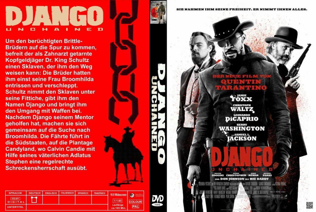 DJANGO UNCHAINED western cowboy (70) wallpaper