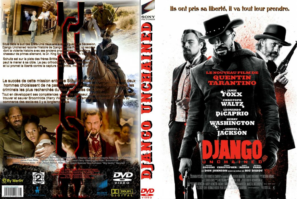 DJANGO UNCHAINED western cowboy (67) wallpaper