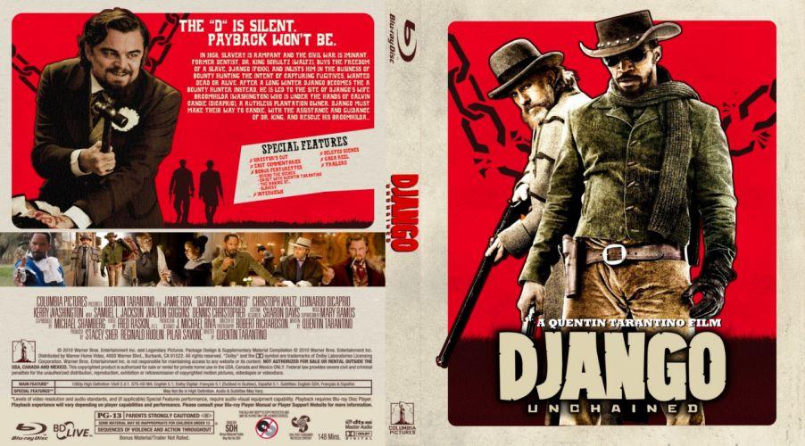 DJANGO UNCHAINED western cowboy (68) wallpaper