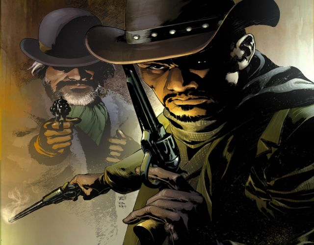 DJANGO UNCHAINED western cowboy (78) wallpaper
