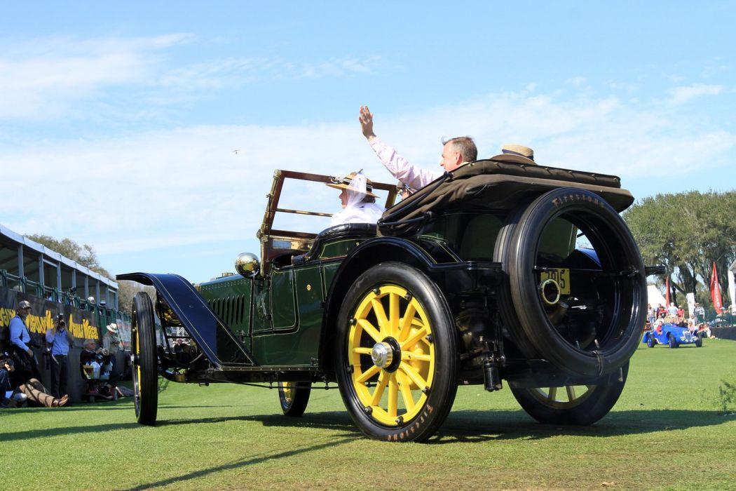 1911 American Model-50 Underslung Traveller Special Victoria Car Vehicle Classic Retro 1536x1024 (2) wallpaper