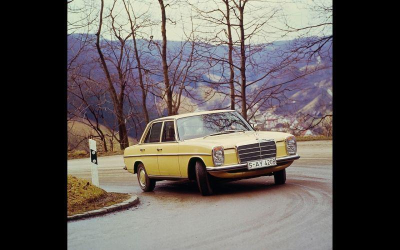 1974-1976 Mercedes-Benz 240-D Car Vehicle Classic Retro Germany 4000x2500 (13) wallpaper