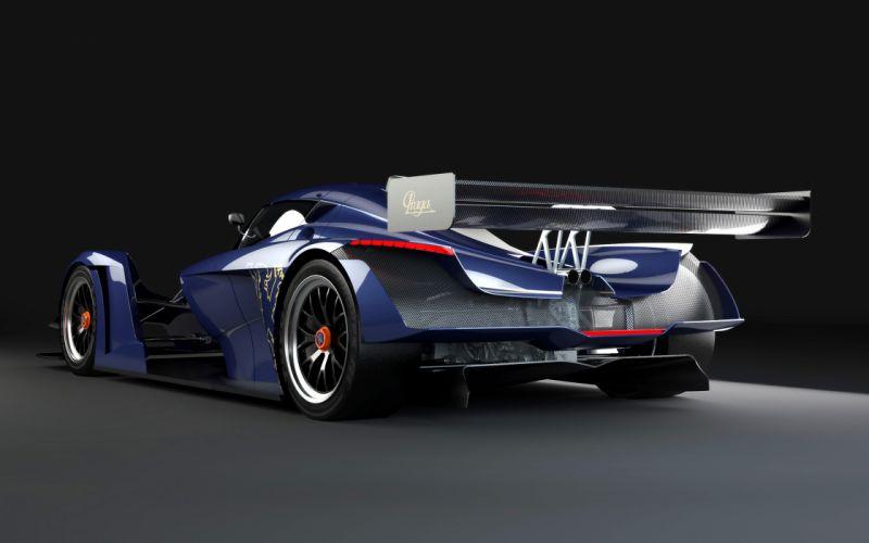 2013 Praga-R1 Race Car Vehicle Racing Supercar 4000x2500 (1) wallpaper