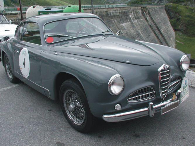 Alfa-Romeo 1900 Car Vehicle Classic Retro Italy 4000x2998 wallpaper