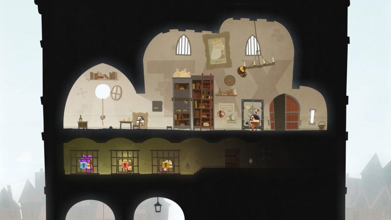TINY THIEF app phone adventure fantasy family (6) wallpaper