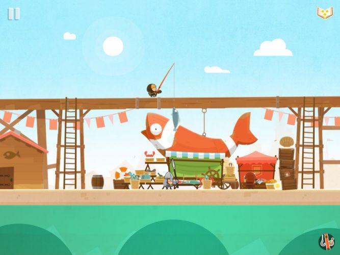 TINY THIEF app phone adventure fantasy family (1) wallpaper