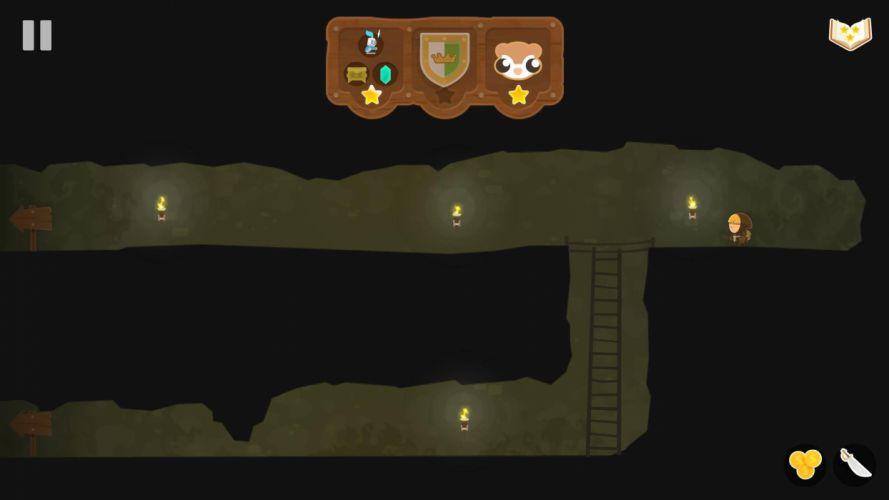 TINY THIEF app phone adventure fantasy family (9) wallpaper