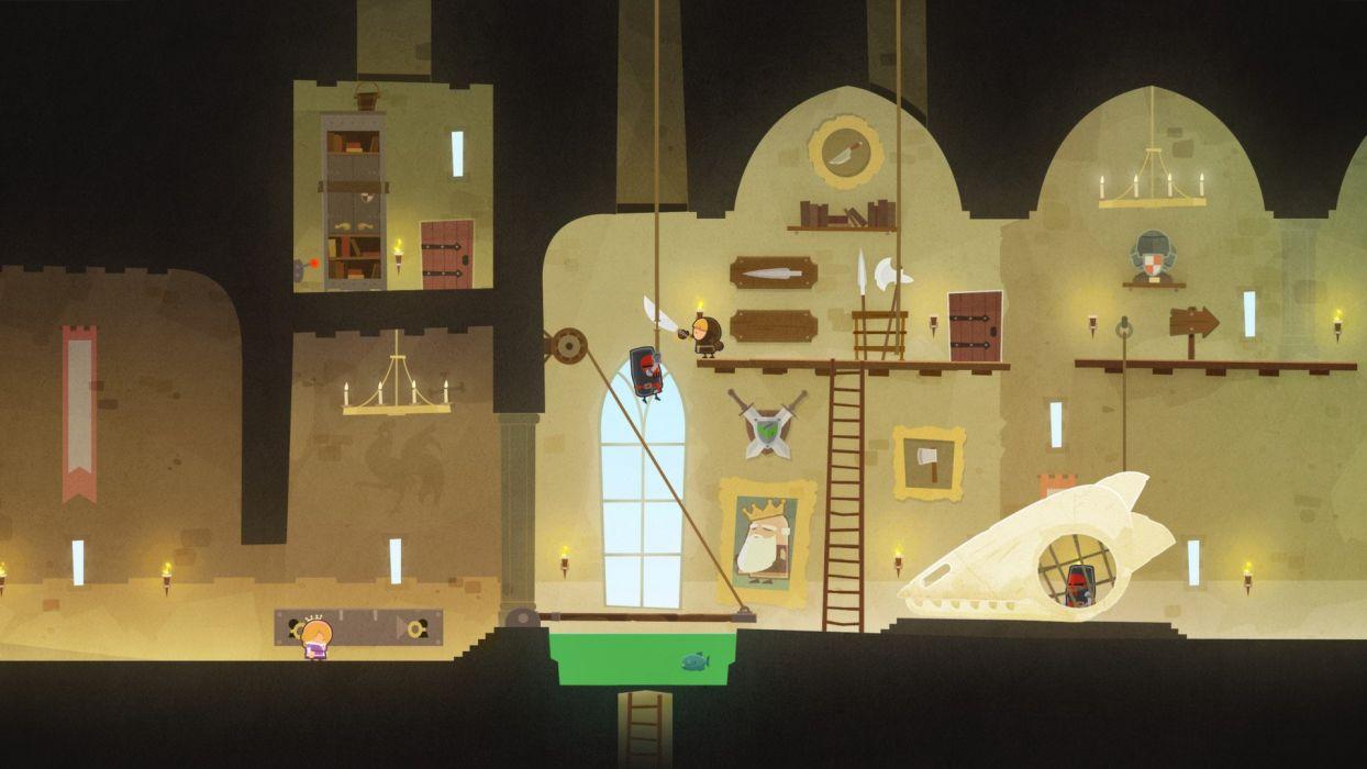 TINY THIEF app phone adventure fantasy family (25) wallpaper