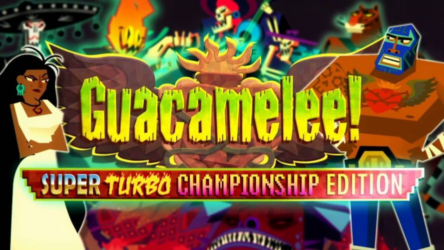 GUACAMELEE Super Turbo Championship Edition action family fantasy (4) wallpaper