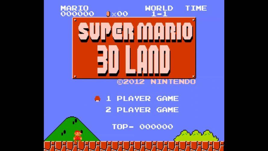 SUPER MARIO 3-D LAND platform family nintendo (5) wallpaper