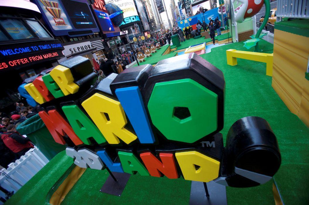 SUPER MARIO 3-D LAND platform family nintendo (9) wallpaper