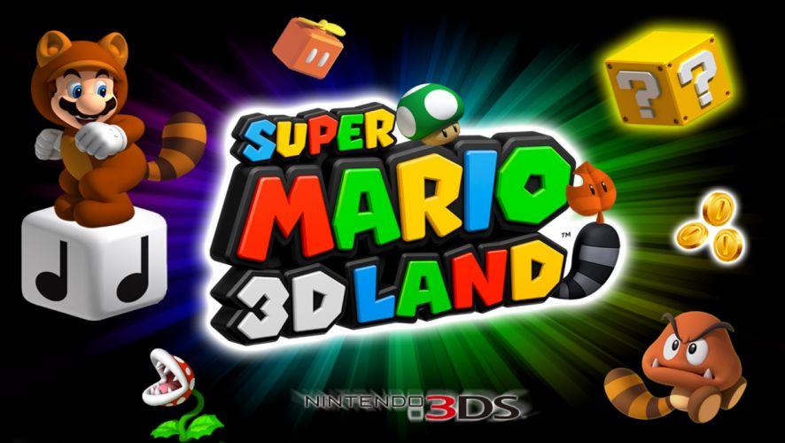 SUPER MARIO 3-D LAND platform family nintendo (17) wallpaper