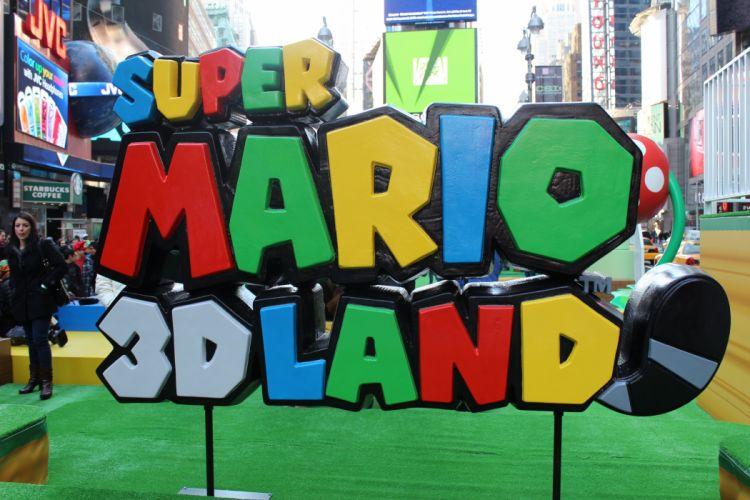 SUPER MARIO 3-D LAND platform family nintendo (10) wallpaper