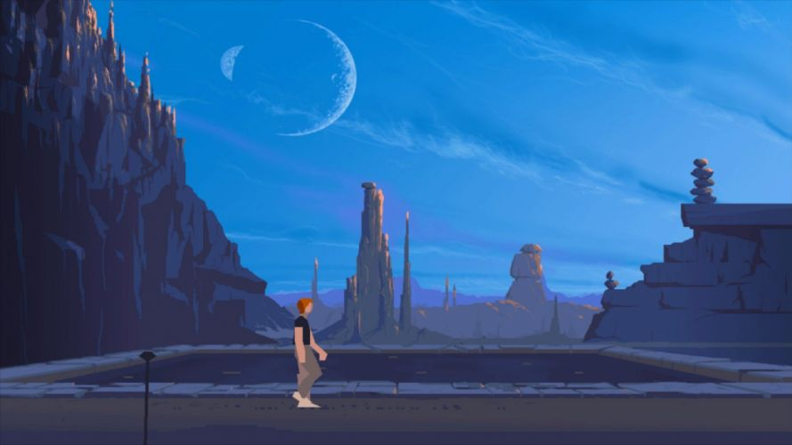 ANOTHER WORLD cinematic platform fantasy family action adventure (9) wallpaper