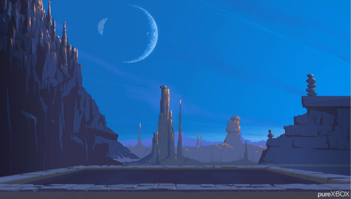 ANOTHER WORLD cinematic platform fantasy family action adventure (14) wallpaper