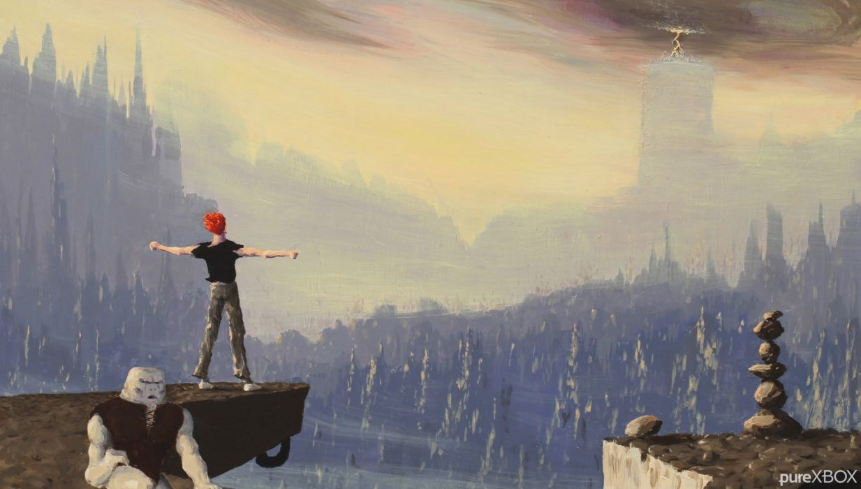 ANOTHER WORLD cinematic platform fantasy family action adventure (21) wallpaper
