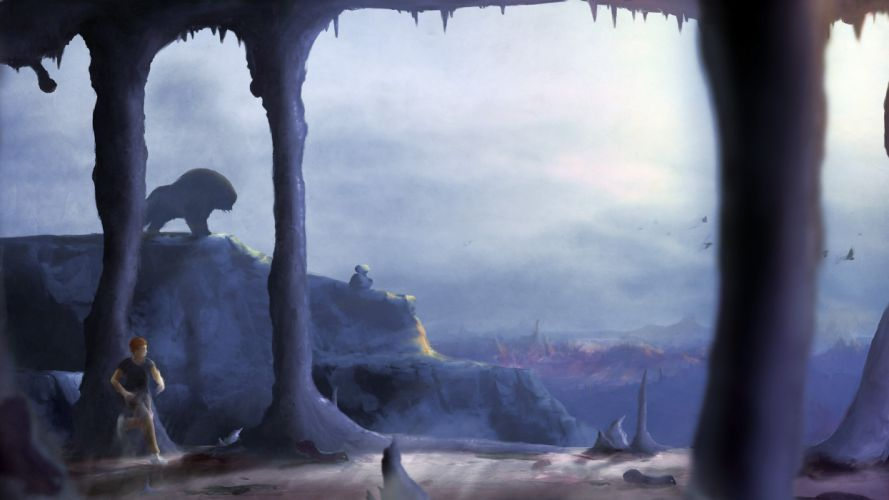 ANOTHER WORLD cinematic platform fantasy family action adventure (24) wallpaper