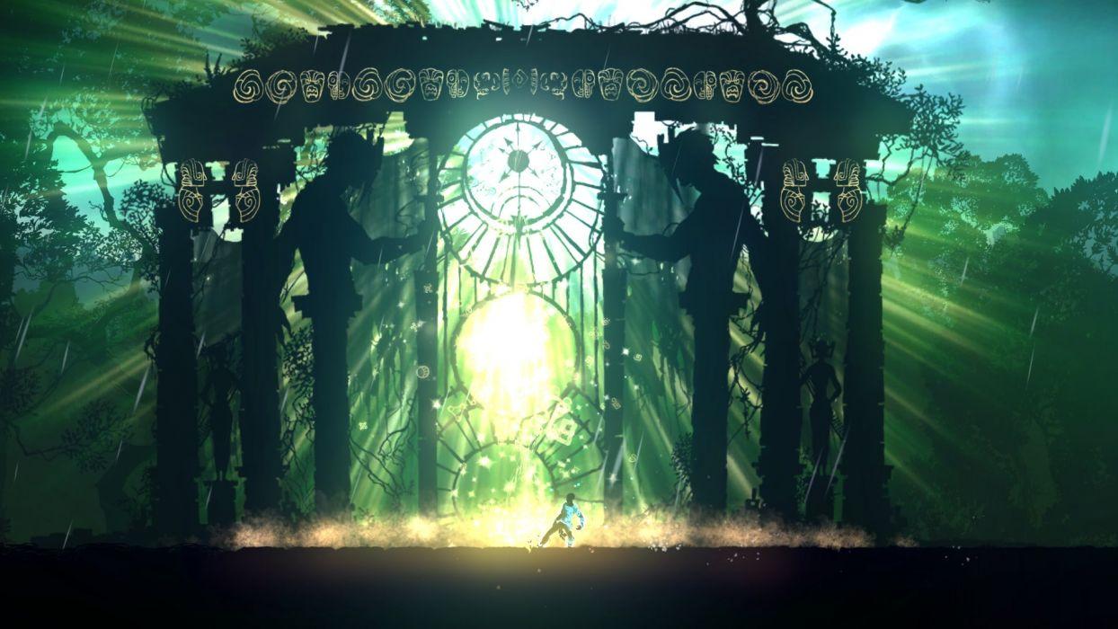 OUTLAND platform fantasy adventure action (1) wallpaper