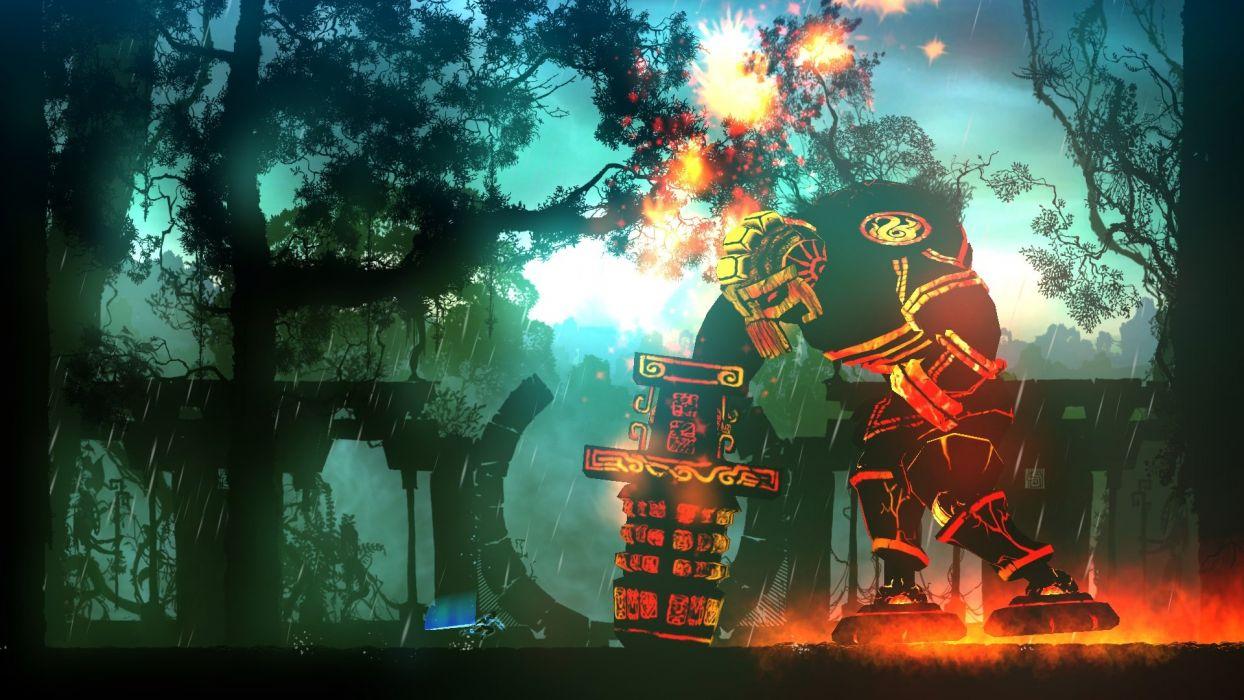 OUTLAND platform fantasy adventure action (7) wallpaper