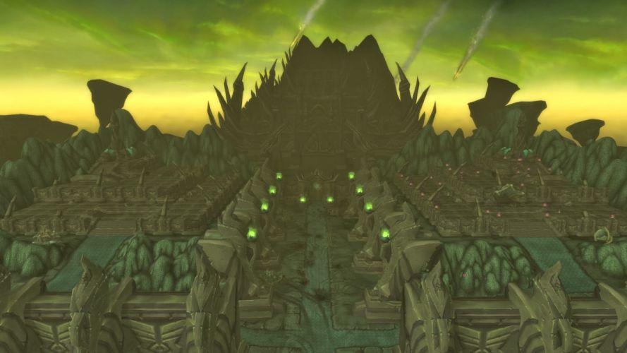 OUTLAND platform fantasy adventure action (10) wallpaper