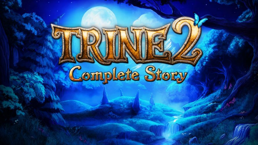 TRINE 2 scrolling fantasy platform action rpg (3) wallpaper