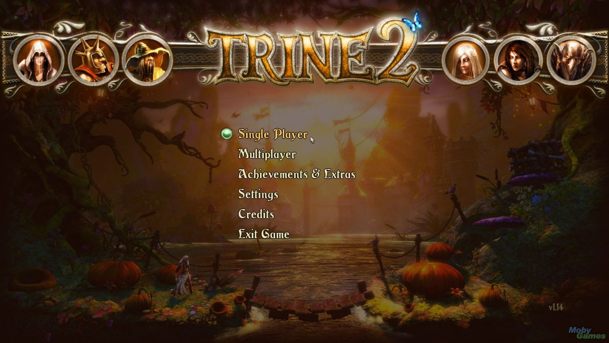 TRINE 2 scrolling fantasy platform action rpg (5) wallpaper