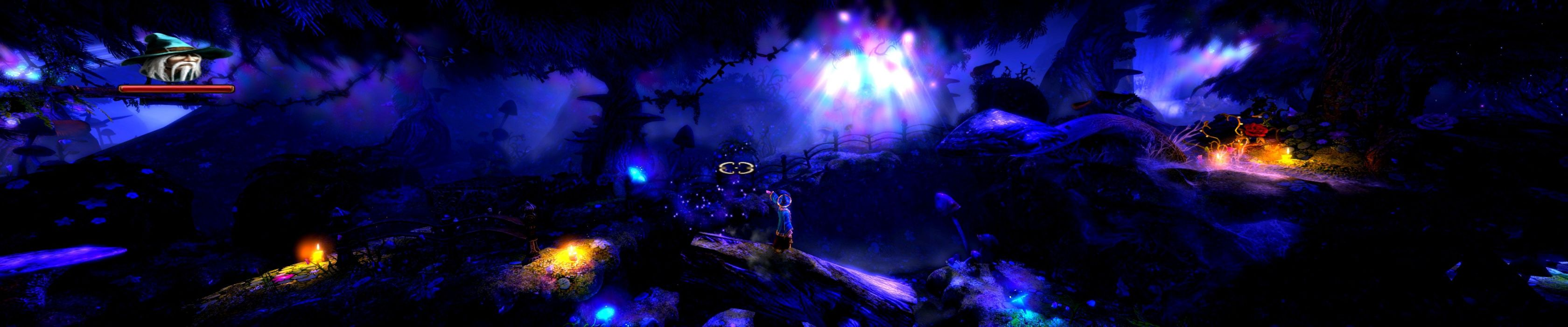 TRINE 2 scrolling fantasy platform action rpg (12) wallpaper
