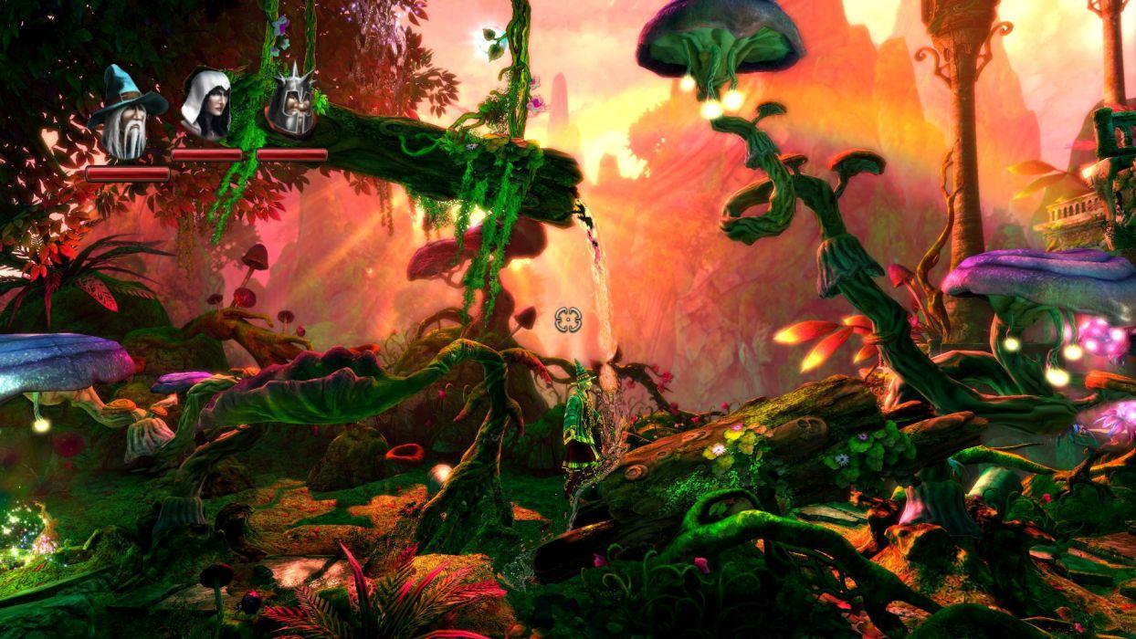 TRINE 2 scrolling fantasy platform action rpg (10) wallpaper