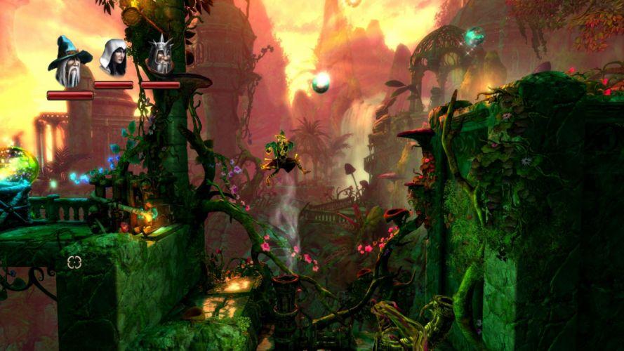 TRINE 2 scrolling fantasy platform action rpg (46) wallpaper